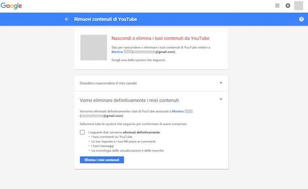 Come creare un canale YouTube