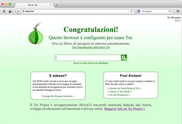 Come anonimizzare lindirizzo IP