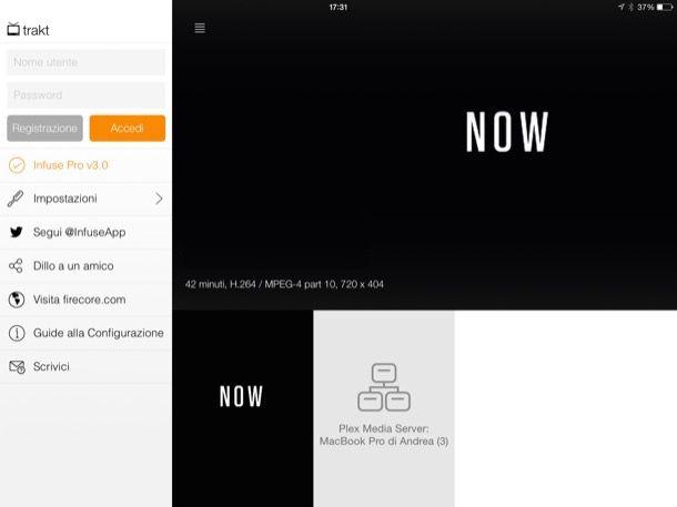 Come vedere DivX su iPad
