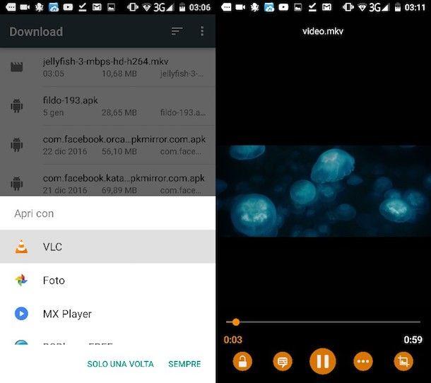 Come impostare VLC come predefinito