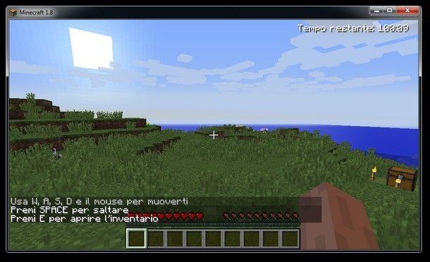 Come scaricare Minecraft gratis