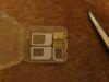 Come tagliare una SIM