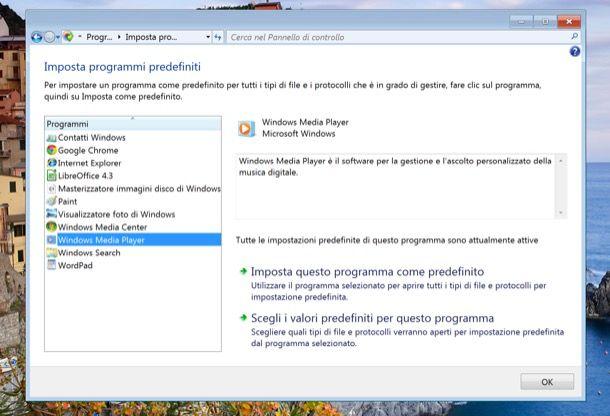 Come scaricare Windows Media Player