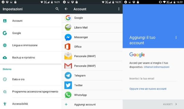 Come sloggarsi da Google Play