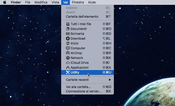 Come formattare una chiavetta USB con Mac
