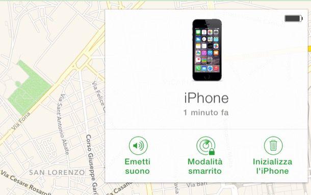 Come disattivare Trova il mio iPhone