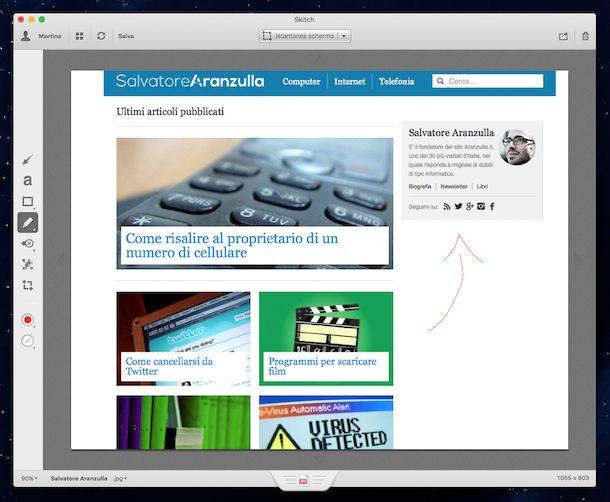 Come fotografare lo schermo del PC