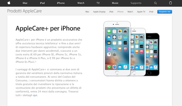 Come verificare garanzia iPhone