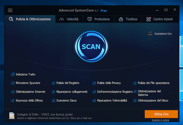 Come pulire il PC lento gratis