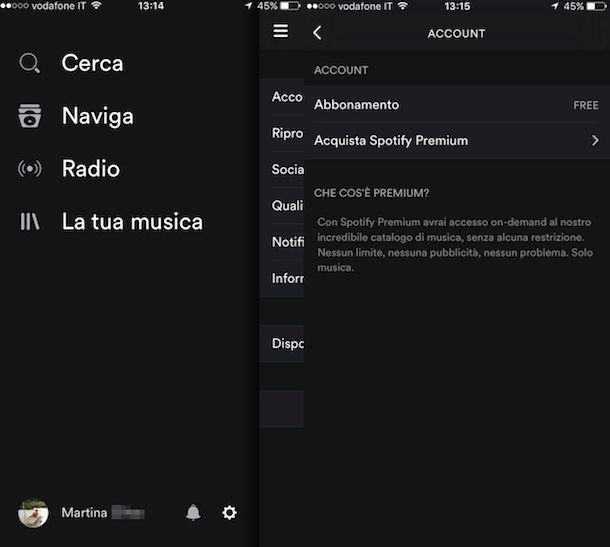 Come scaricare musica da iPhone