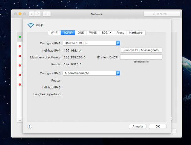 Come trovare indirizzo IP router