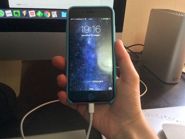 Come azzerare iPhone