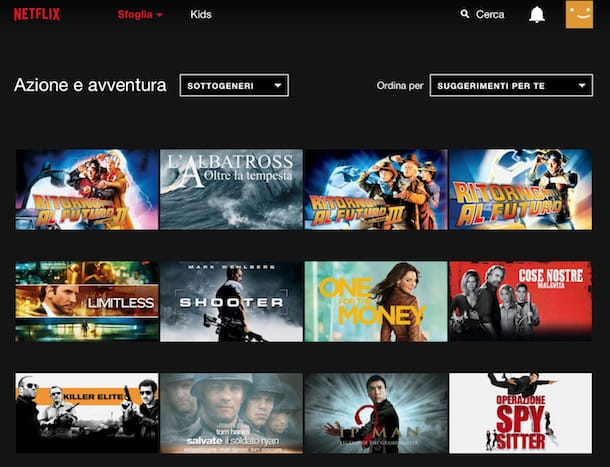 streaming tv film film gratis sesso