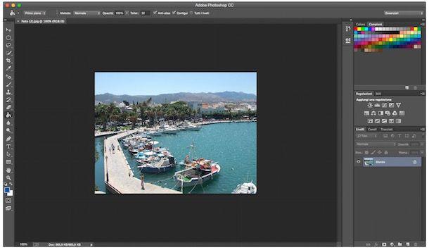 Programma per modificare foto