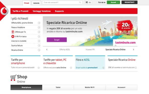 Come parlare con un operatore Vodafone, TIM, 3 o Wind