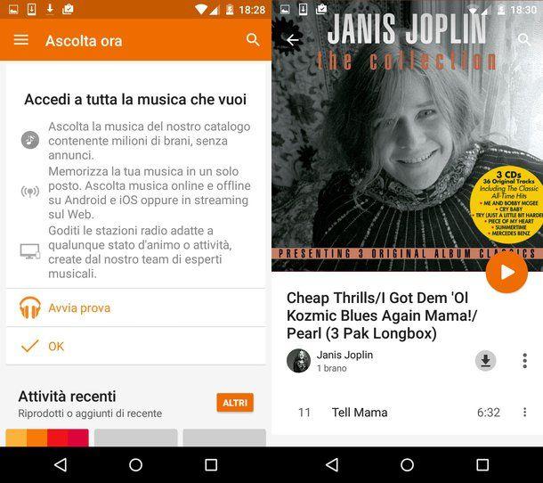 App per scaricare musica