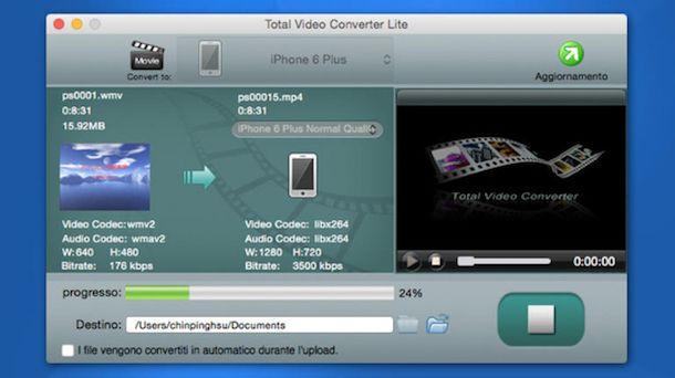 Programmi per convertire video