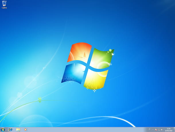 Come formattare Windows 7 senza CD