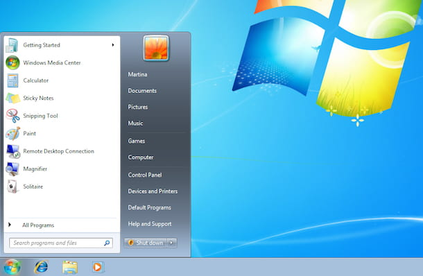 Come cambiare lingua a Windows 7