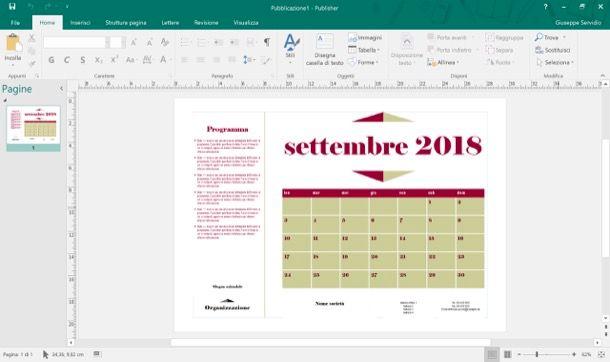 Come Creare Un Calendario Personalizzato.Come Creare Calendari Personalizzati Salvatore Aranzulla