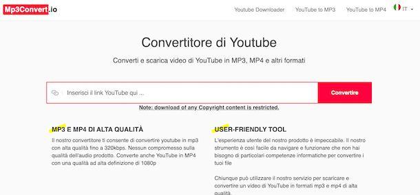 Mp3Convert.io