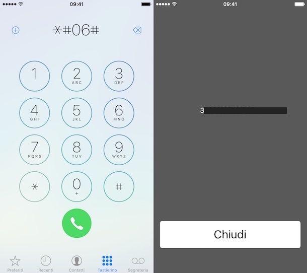 Ritrovare il cellulare perso o rubato con il codice IMEI