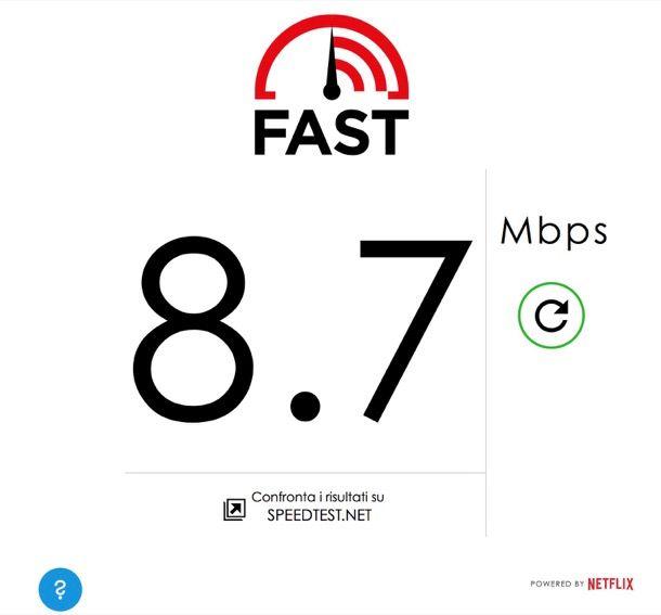 Come misurare la velocità ADSL