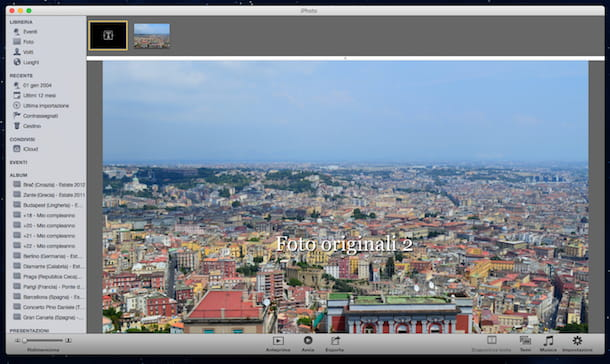 Programmi per creare video con foto