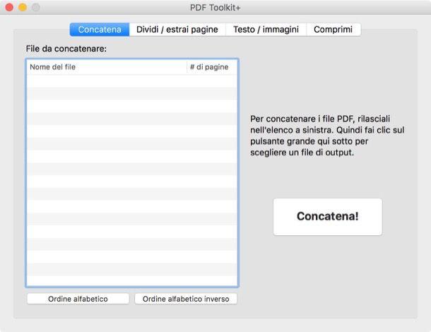 Come modificare file PDF