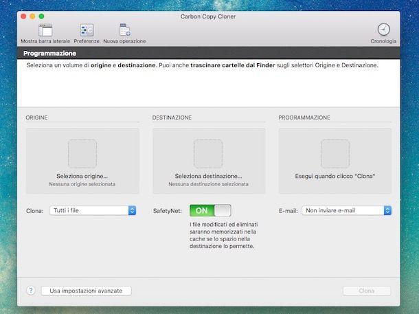 Come clonare hard disk con sistema operativo