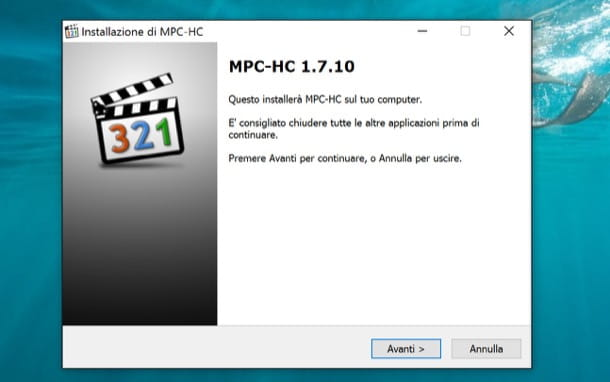 Come ruotare un video con Media Player