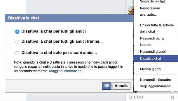 Come navigare su Facebook senza essere visti