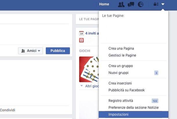 Come sbloccare una persona su Facebook