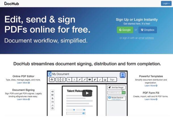 Come scrivere su un file PDF