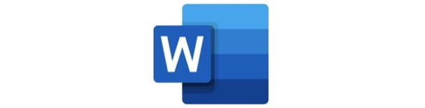 Logo di Word 2019