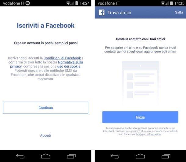 Come scaricare Facebook gratis