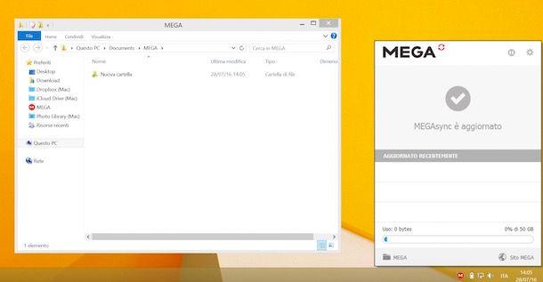 MEGA: come usarlo e scaricare file, film e musica