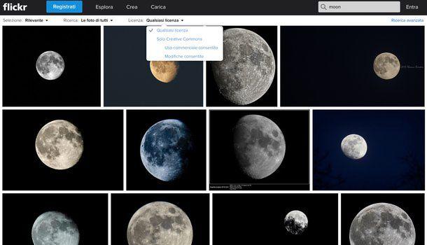 Come scaricare immagini gratis