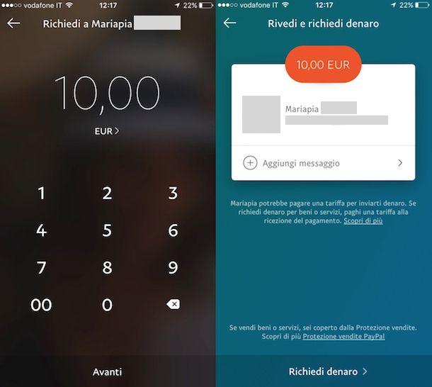 Come ricaricare conto PayPal