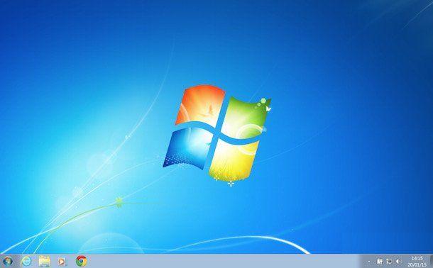 Scaricare Windows 7