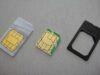 Come tagliare SIM in MicroSIM