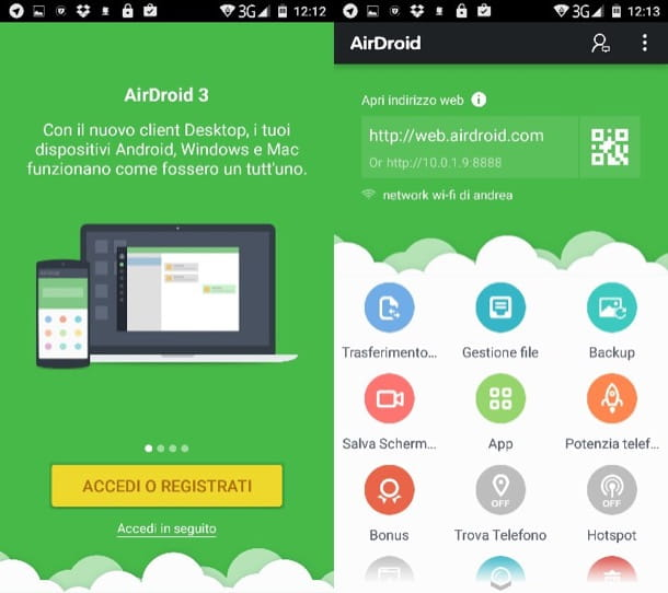 Come gestire Android dal PC
