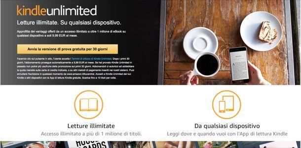 333a45fede4317 Come funziona Kindle | Salvatore Aranzulla