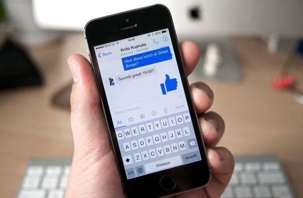 come spiare i messaggi di messenger