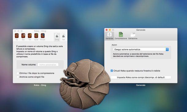 Come aprire file RAR con Mac