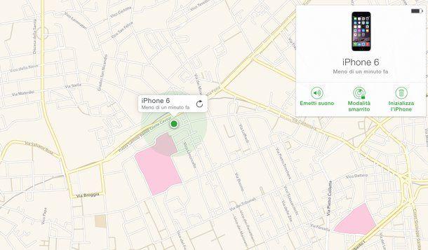Localizzare un Cellulare: Android Lost
