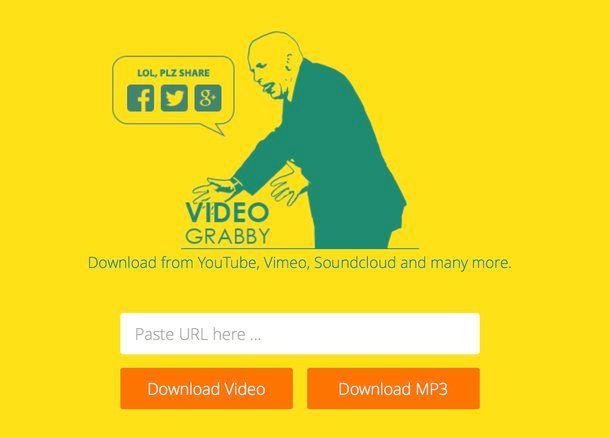 Come estrarre MP3 da YouTube