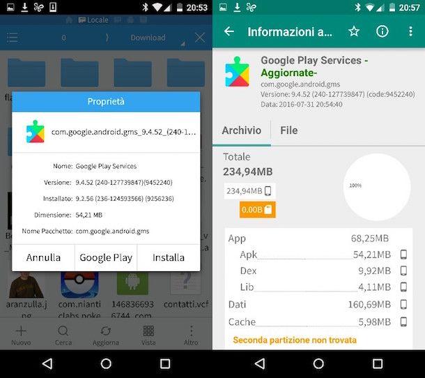 Come installare Google Play | Salvatore Aranzulla