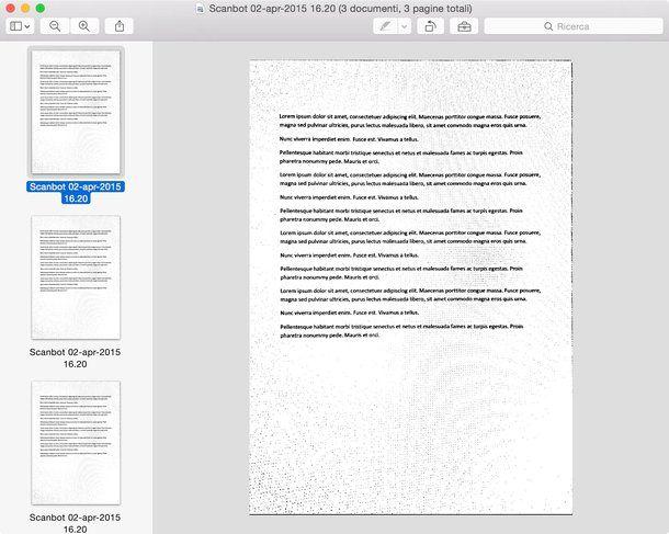 Come trasformare JPEG in PDF