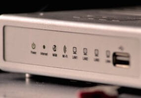 Come accedere al router